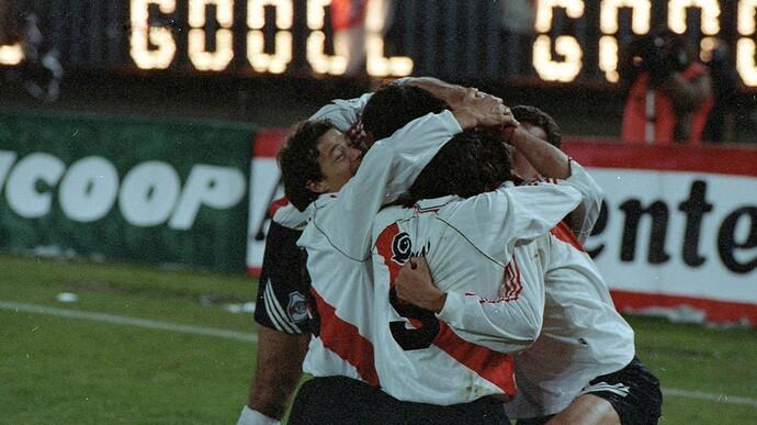 River Plate - Final Libertadores 1996