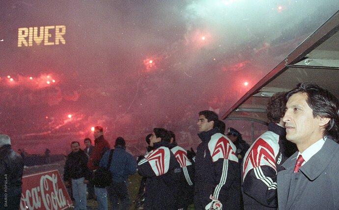 Ramón Díaz - Final Copa Libertadores 1996