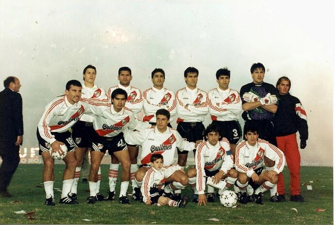 Final Copa Libertadores 1996 - River Plate