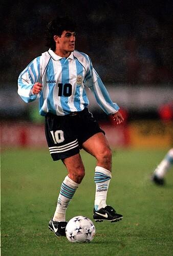 Ariel Ortega - Selección Argentina