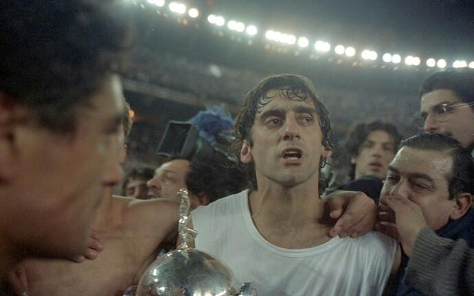 Enzo Francescoli - Copa Libertadores '96