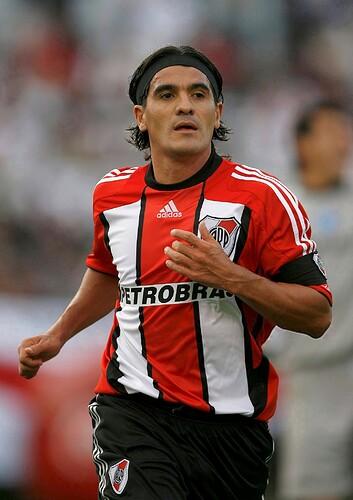 Ariel Ortega - River Plate 2008