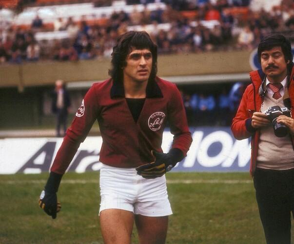 Fillol - River Plate