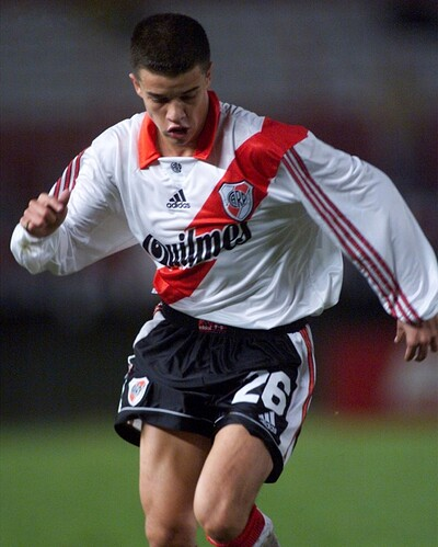 D'Alessandro - River Plate