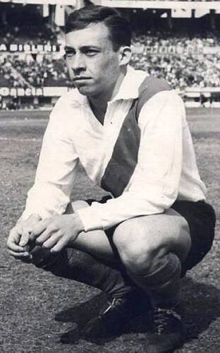 1964 Alfredo Heraldo Mackeprang en River Plate