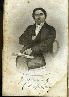 Charles Spurgeon-very young